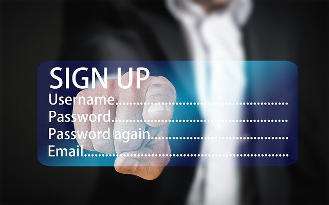 Registration Password Try Again  - geralt / Pixabay